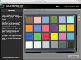 how to create a custom color profile for your camera
