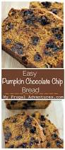 thanksgiving chocolate chip cookies 25 best ideas about pumpkin chocolate chip bread on pinterest