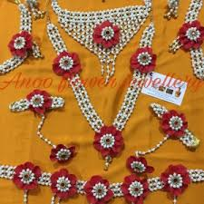 buy artificial flower jewellery anoo flower jewellery