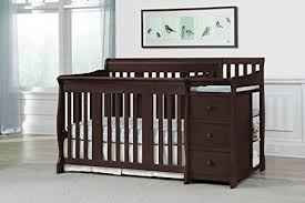 Storkcraft Convertible Crib Stork Craft Portofino 4 In 1 Fixed Side Convertible Crib And