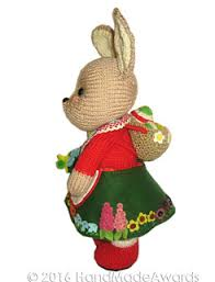my easter bunny ravelry my easter bunny friend pattern by loly fuertes