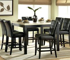 glass top dining table for 6 with 4 chairs in bangalore marble 8