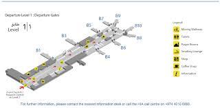 Hong Kong International Airport Floor Plan Qatar Airways Al Mourjan Business Lounge And Hamad International