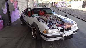 foxbody mustangs jdm fox mustang you ve never seen anything like this the