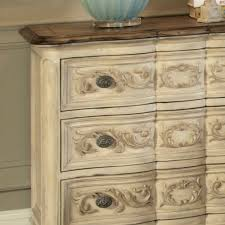 Jessica Mcclintock Bedroom Sets For Girls American Drew Jessica Mcclintock Boutique Bachelor Chest In White