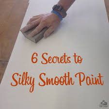 how do i get a smooth finish on kitchen cabinets 6 secrets to silky smooth paint the craftsman