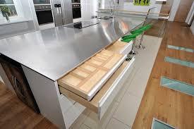 holzboden k che awesome edelstahl arbeitsplatte küche pictures house design