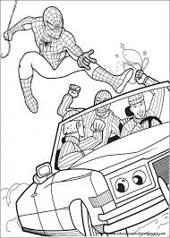 marvel comic coloring pages get this spiderman marvel superhero coloring pages printable 51426