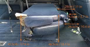 Conversion Van Interiors Gmc Safari Astro Van Interior Measurements For Minivan Camper