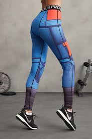 leggings 3d printed pattern captain america compression pants