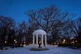 university lighting chapel hill while you ve been away carolina turned the university of north