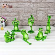 frog thriving home garden ornaments home accessories and