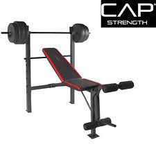 Cheap Weight Bench With Weights Adjustable Weight Bench Ebay