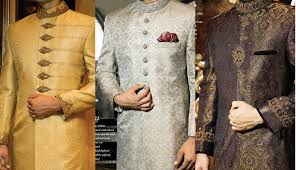 j couture men sherwanis wedding dresses collection 2016 17