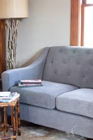 Target Sofa Bed by Loveseats To Love An Office Update Finding Silver Pennies