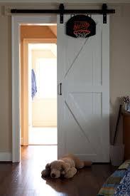 Richard Wilcox Barn Door Hardware by Doors Come Inside