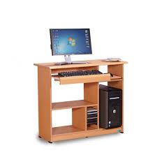 Modern Computer Desk by Furniture Home Modern Computer Desk In Elegant Wooden Design