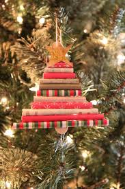Making Christmas Ornaments - how to save money for the holidays homemade christmas tree
