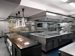 commercial restaurant kitchen design cocina arroka berri hondarribia gipuzcoa españa restaurant