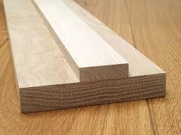 Interior Door Lining Solid Oak Door Linings Hardwood Door Casings Prime Grade Wood