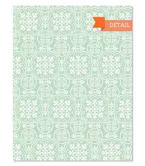 mint wrapping paper designer gift wrap sheets distinctive paper products home
