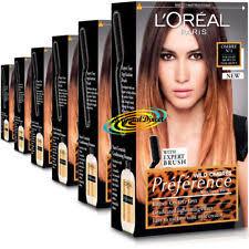 preference wild ombre on short hair l oréal highlight hair colourants ebay