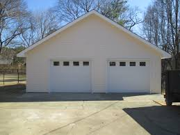 Carport Attached To Garage Custom Garages And Carports Stratton Exteriors Nashville