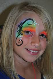 100 halloween face paintings ideas best 20 halloween face