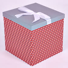 Christmas Gift Boxes Large Large Christmas Gift Boxes Box With Lid Bow And Tissue Large