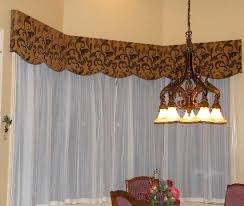 Curtain Valance Rod Glamorous Curtain Rods For Valances 36 With Additional Shower