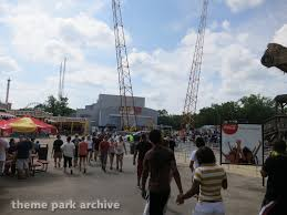 Six Flags New Jeresy Six Flags Great Adventure Theme Park Archive