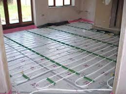 underfloor heating installation in the nottingham nottinghamshire