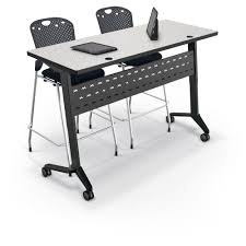 Best Height Adjustable Desk by Nido Sit And Stand Height Adjustable Flipper Tables Mooreco Inc
