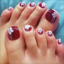 new year christmas toe nail art designs u0026 feet nail art 2015