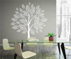 compare prices on white tree decal online shopping buy low price personalized white tree vinyl decal wall sticker art mural room nursery decor home decoration size 180