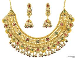gold set in pakistan bridal gold jewellery designs with price in pakistan 2017 gold