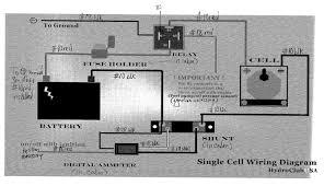 hho gas electrolysis installation for 1983 gmc van california
