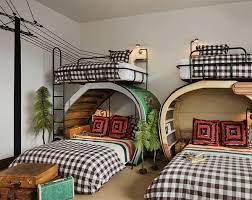 Cool Designs Of Bunk Beds For Four Home Design Lover - Vintage bunk beds