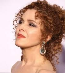 bernadette hairstyle how to bernadette peters redhead 3b celebrities medium hair styles
