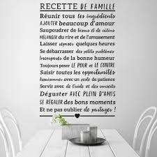 stickers recette cuisine sticker recette de famille optimistick
