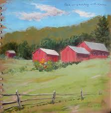 hudson valley sketches august 2010