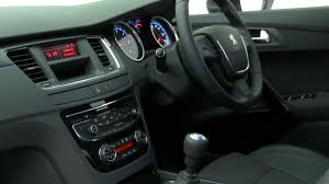 peugeot 508 interior peugeot 508 review youtube