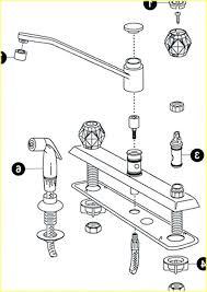 moen kitchen faucet diagram moen kitchen faucet cartridge replacement leky hndle bthroom fucet