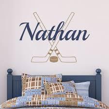 Best Hockey Room Ideas Images On Pinterest Hockey Bedroom - Boys hockey bedroom ideas
