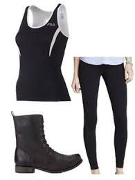 Divergent Halloween Costume Easy Diy Fitness Inspired Halloween Costumes Anytime Health