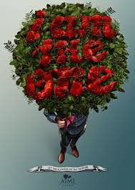 aimi flowers print advert by bad grandpa one ads of the world