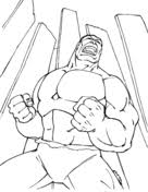 incredible hulk coloring pages hulk coloring page free printable coloring pages