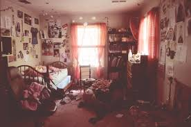 teenage bedroom dark star perfect place and christmas lights