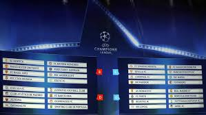 Jadwal Liga Chion Liga Chions Tengah Pekan Ini