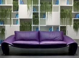 canap cuir prune canape violet pas cher maison design wiblia com